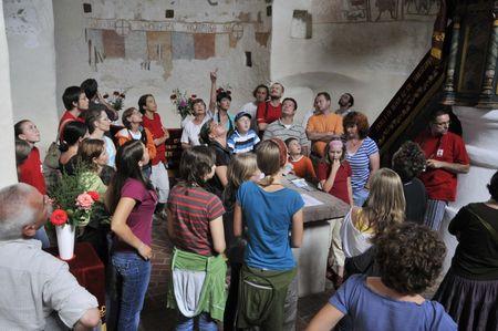 2011. Magyar nyelvű gyermekfoglalkozások Prágában