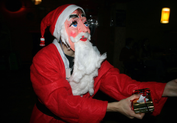 2010 – Mikulás-buli