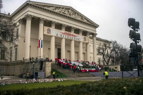 Kassán és Prágában is megemlékezett a magyarság az 1848-as forradalom évfordulójáról és az azt követő szabadságharcról.
