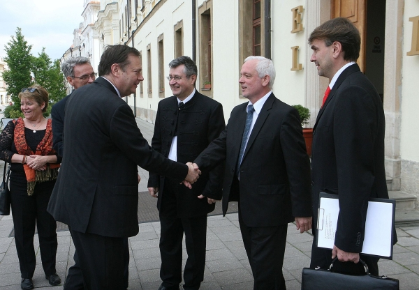 Magyar Nap Hradec Královéban / Den Maďarska v Hradci Králové