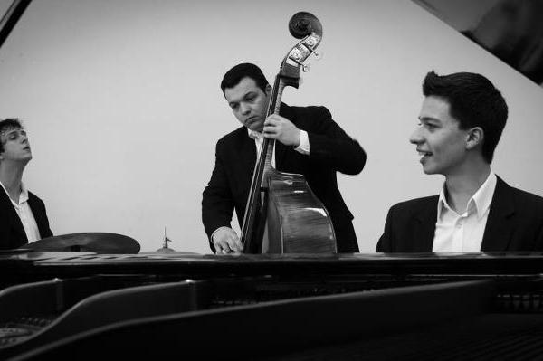 Prague / Oláh Krisztián Trio concert