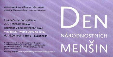 Brno / Day of National Minorities