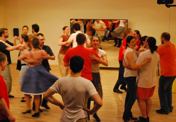 Prague / Hungarian folkdance course