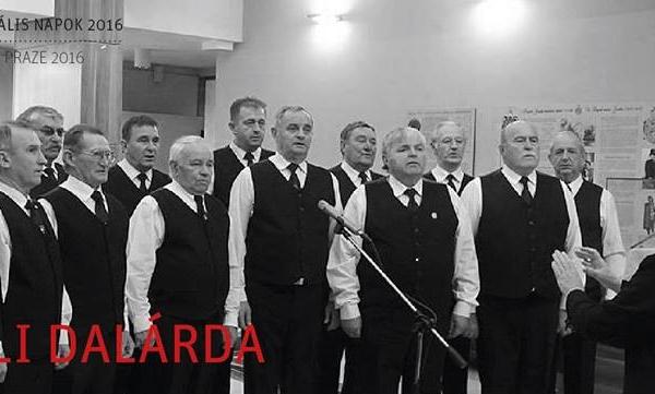 PRAHA / Choir from Marcali