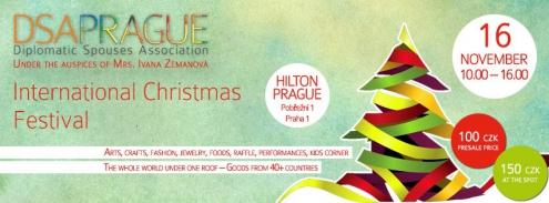 Prága / Jótékonysági karácsonyi vásár