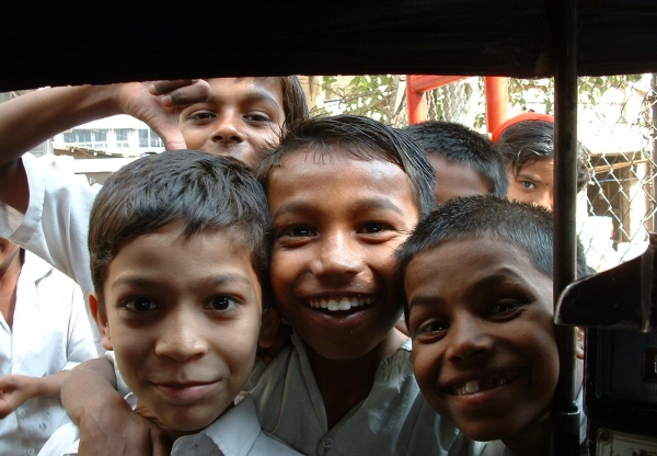 Prague / Photo exhibition: With a suitcase in India