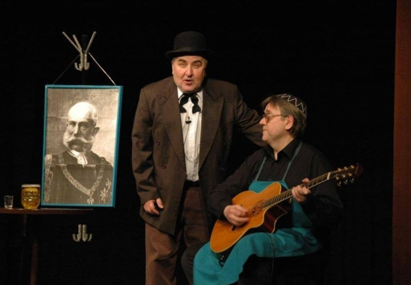 Prague / I am Švejk – theater performace