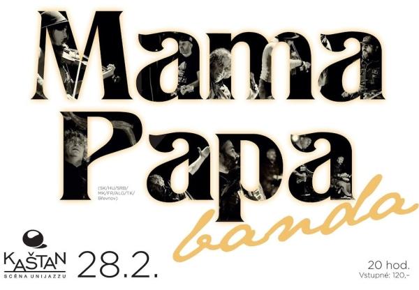 Prague / Mama Papa Band