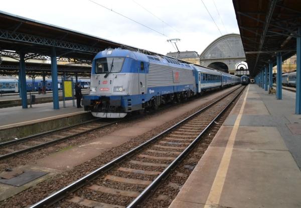 Együttműködési megállapodásra készül a Cseh Vasutak és a MÁV-START