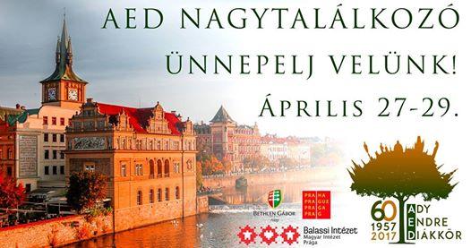 Prága / AED 60 – Nagytalálkozó