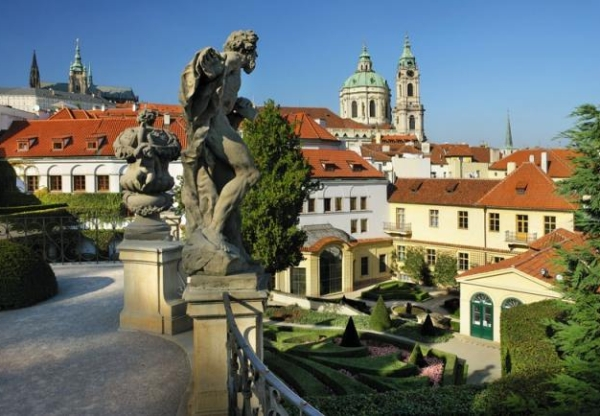 Prága / Történelemóra