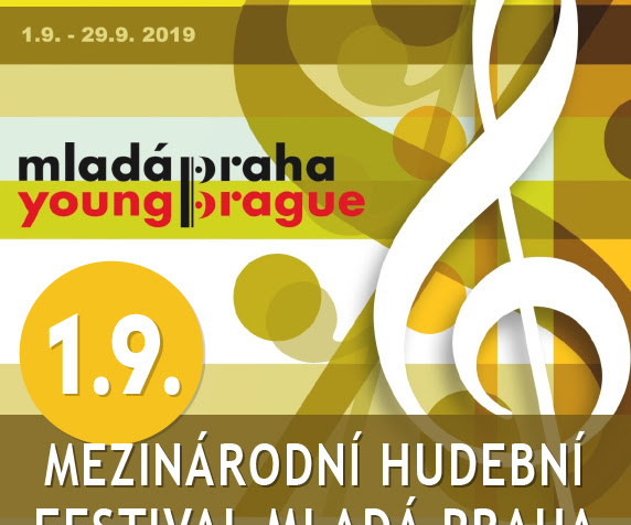 Mladá Praha Nemzetközi Zenei Fesztivál – koncert