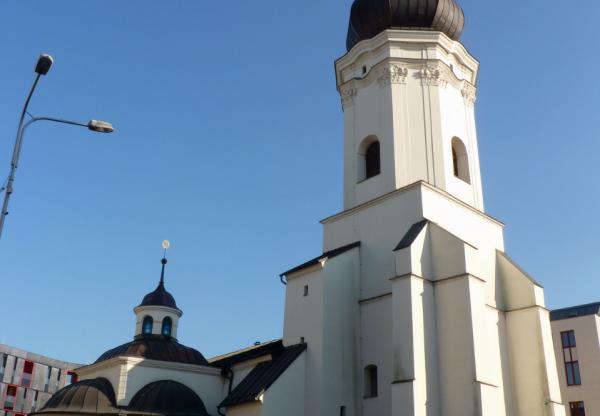 Ostrava / Magyar nyelvű katolikus szentmise