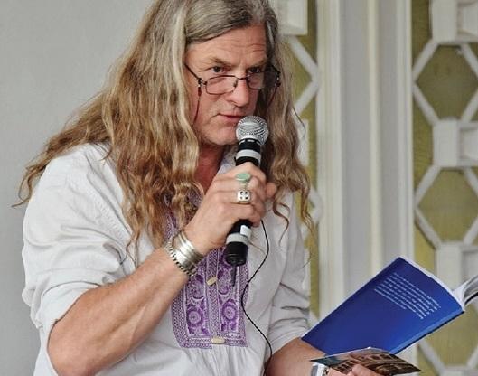 Gyukics Gábor irodalmi estje