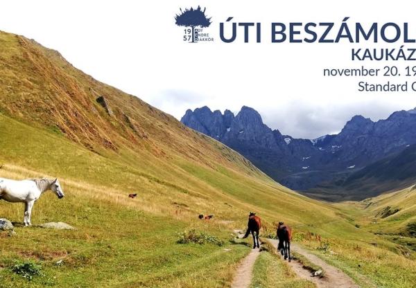 AED úti beszámoló – Kaukázus